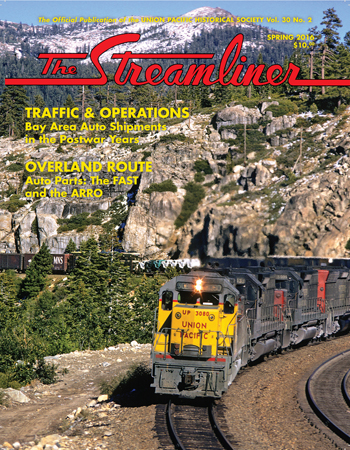 Streamliner 30-2 cover-web